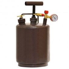 Бачок для жидкого горючего БГ-08ДМ ф6 (с манометром), Донмет