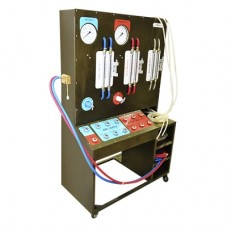 Стенд для испытания газопламенного оборудования СИ-1, РОАР