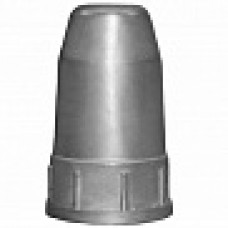 Колпак для баллона 40/50 л (металл, серый)