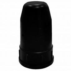 Колпак для баллона 40/50 л (металл, черный)