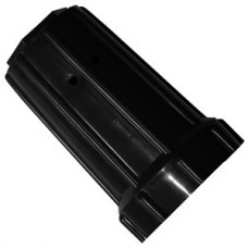 Колпак для баллона 40/50 л  (пластик, черный)