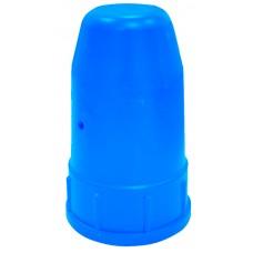 Колпак для баллона 40/50 л (металл, синий)