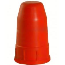 Колпак для баллона 40/50 л (металл, красный)