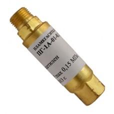 Пламегаситель БАМЗ ПГ-1А-01-0,15 (М16х1,25 LH) на инструмент