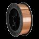 Проволока сварочная омедненная ER70S-6 (СВ08Г2С-О) d=0.8мм, D-300, 15кг