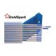 Вольфрамовые электроды WL-20 GoldSpark d-2мм (синие)