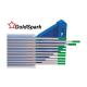 Вольфрамовые электроды WP GoldSpark d-4,0мм (зеленые)